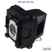 Lámpara para proyector ELPLP60, carcasa para Epson 425Wi 430i 435Wi EB 900 EB 905 420 425W 905 92 93 + 93 915W EB C1010X