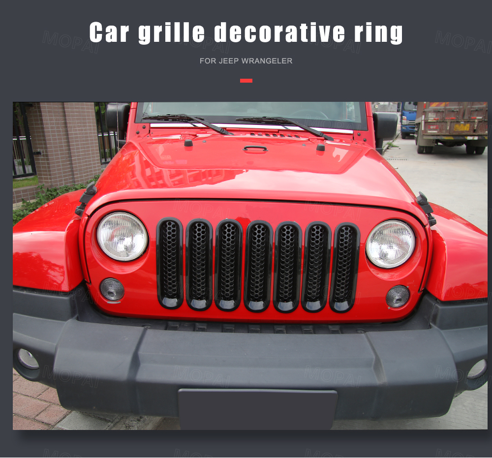Front Insert Grille Cover Decoration