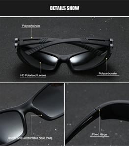 Image 3 - Royalhot men feminino polarizado acolhedor esportes óculos de sol vintage retro óculos de sol máscaras oculos masculino 900180