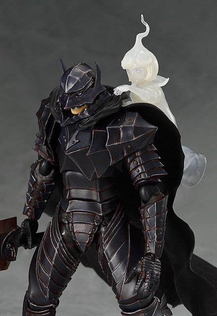 Figma 410 Black Swordman Berserk Action Figure Model Toys Doll For Gift 6