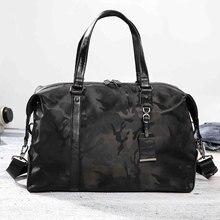New fan color leisure travel bag luggage Korean fashion handbag shoulder computer
