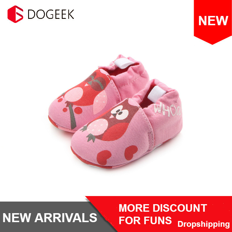 New Baby Shoes Girls Boy First Walkers Soft Infant Toddler Shoes Cute Flower Soles Crib Shoes Footwear For Newborns Baby Shoes