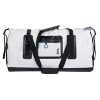 Foldable 50L Dry Duffel Shoulder Bag Weekender Sport Bag for Kayaking, Rafting, Boating, Fishing,Gym,Travels,Bycycle,Motorcycle