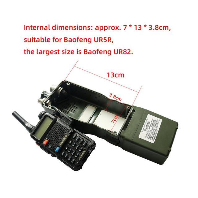 Купить an/prc 152 prc 148 x φ box модель радиостанции baofeng military картинки