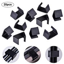 20pcs Patio Furniture Clips Sofa Rattan Furniture Clips Chair Fasteners Outdoor Sectional Sofa Couch Alihnment Connector #40