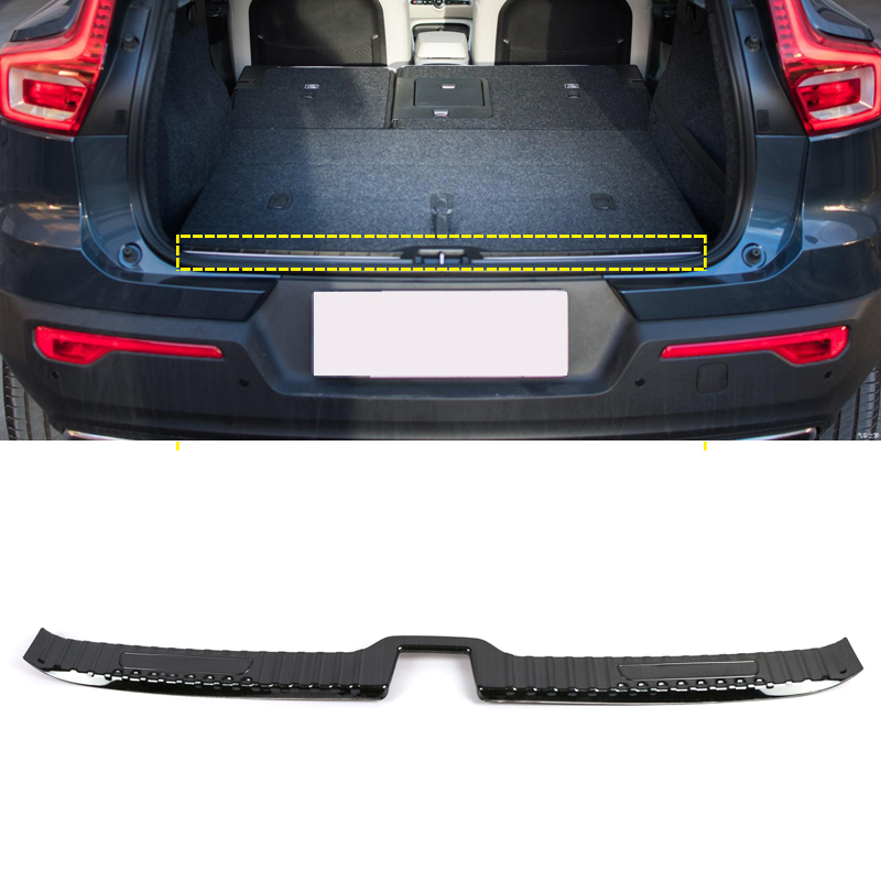 Volvo XC40 Car Boot Liner and Bumper Flap