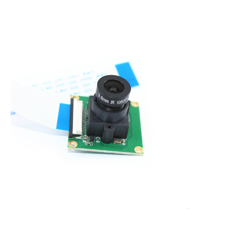 Ov5647 5mp Night Vision For Raspberry Pi 3/2 Model B Camera Module With Adjustable-focus 3.6mm Lens With 32*32mm