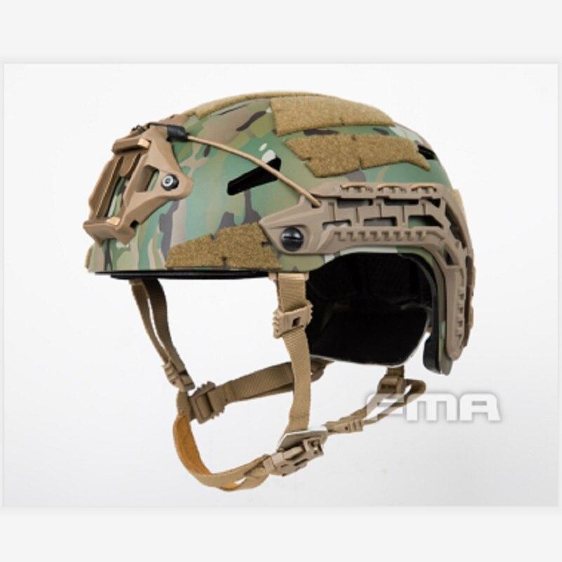 FMA Caiman Ballistic Helmet for Tactical Hunting mountaineering Helmet TB1307