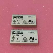 NO. 2961118 60 V Neue Relais 6A 5 PIN