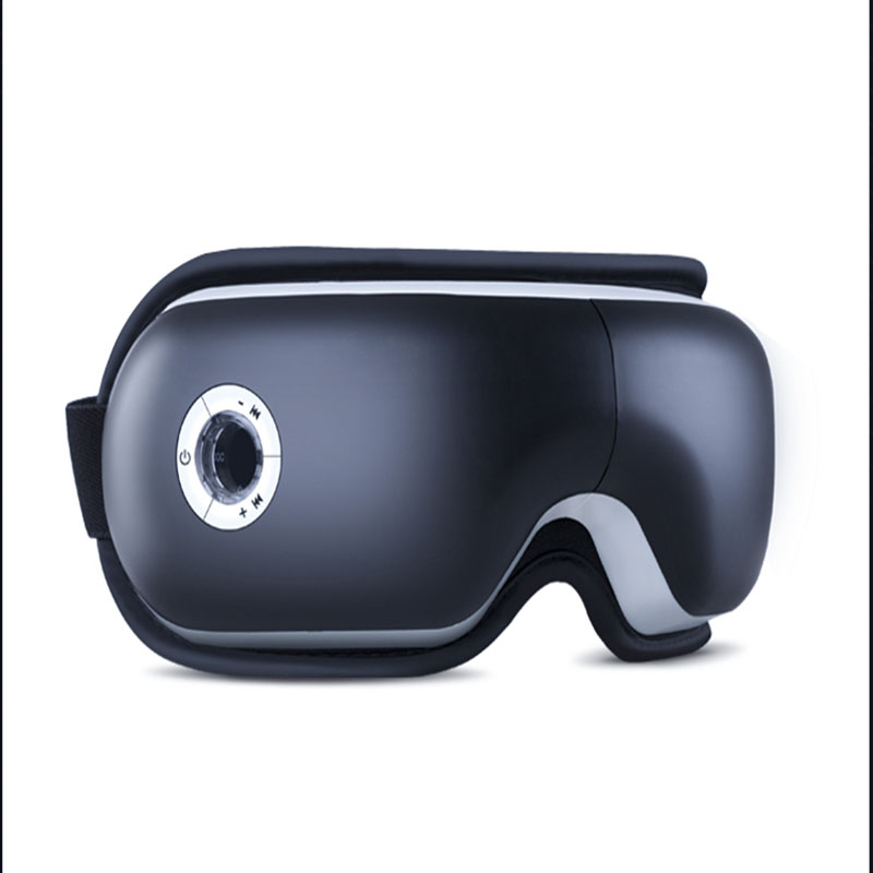 Eye Massager Eye Protector Beauty Eye Care Massager Vision Eye Meter Massage Double Eye Hot Compress Relieve Fatigue