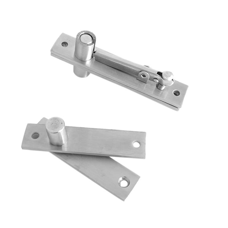 Stainless Steel Pivot Door Hinge Heavy Duty Pivot Hinge for Wood Doors 360 Degree Shaft Stainless Steel Murphy Door Pivot Hinge|Door Hinges| |  - title=