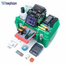 GX37 оптический сварочный аппарат FTTH водонепроницаемый сварочный аппарат волоконно-оптический сварочный аппарат несколько языков