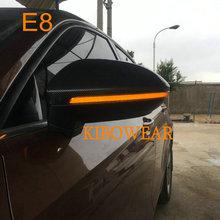 Kibowear For VW Golf MK7 7 7.5 GTI R GTD 다이나믹 블링커 LED 턴 시그널 Rline Mirror Light 2015 2016 2018 2019 2020