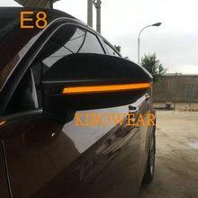 Kibowear For VW Golf MK7 7 7.5 GTI R GTD ديناميكية الوامض LED بدوره إشارة Rline مرآة ضوء 2015 2016 2018 2019 2020