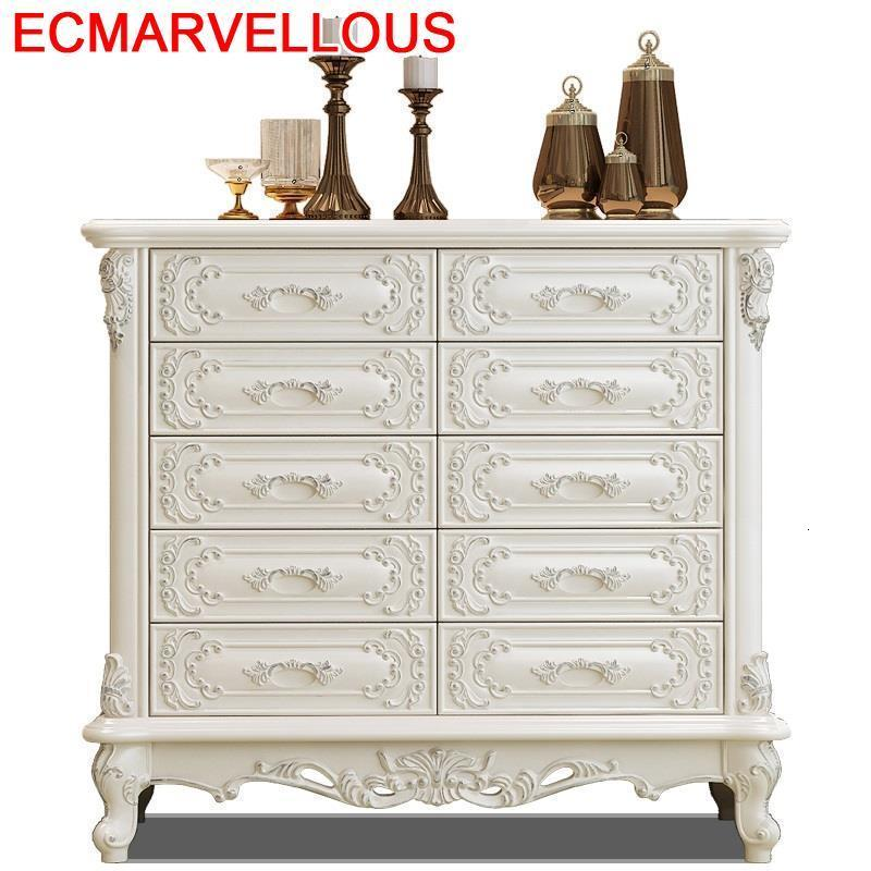 Meuble Tv Cassettiera Legno Mobile Bagno Living Room European Wooden Organizer Furniture Cabinet Mueble De Sala Chest Of Drawers