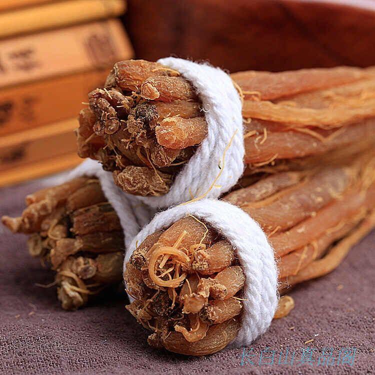 50g-1000g High-quality Red Ginseng Root Sugar Free For 10 Years, Improve Immunity, Anti-fatigue, Anti-aging