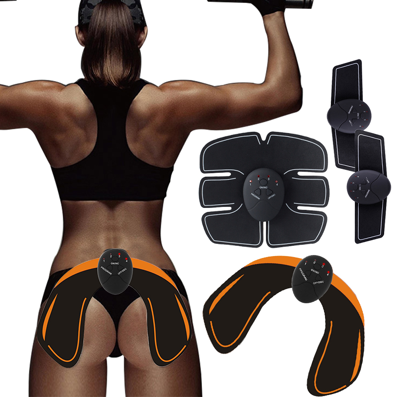 EMS Hip Trainer Muscle Stimulator ABS Fitness Buttocks Butt Lifting Buttock