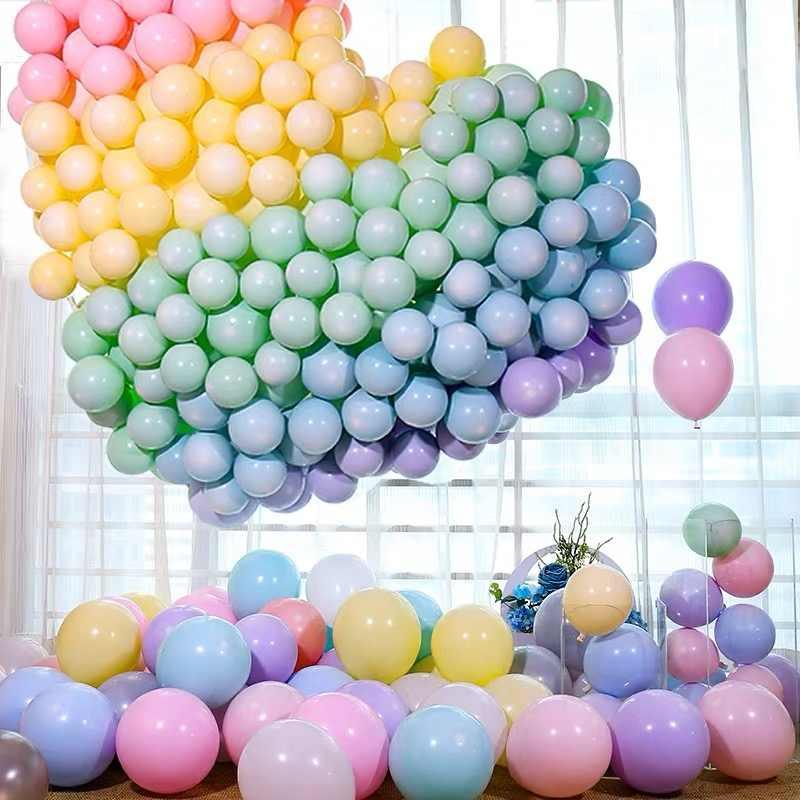 7 أنبوب بالون حامل عيد ميلاد بالونات قوس عصا حامل الزفاف ديكور بالون globos حفلة عيد ميلاد زينة الاطفال بالون