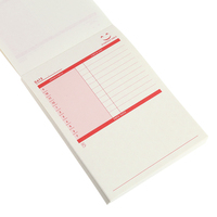 Planner Memo Pad Check List Weekly Monthly Plan Note Paper Scheduler 60 Sheet