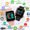 2021Smart Watches Men Women Smartwatch Heart Rate Step Calorie Fitness Tracking Sports Bracelet For Apple Android Smart Watch