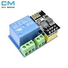 ESP-01 ESP8266 DC 5V WiFi Relay Module Electronic Smart Kit DIY Board Home Phone