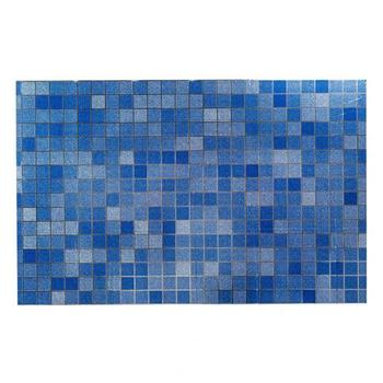 Bathroom Tiles Waterproof Wall Sticker Vinyl Mosaic Self adhesive Anti Oil Stickers DIY Wallpapers Home Decor 7