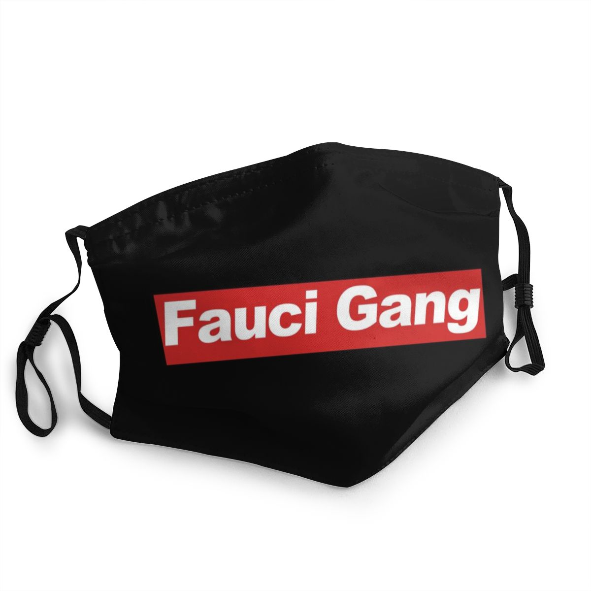 Fauci Gang United States USA Reusable Face Mask Anti Bacterial Dust Protection Cover Respirator