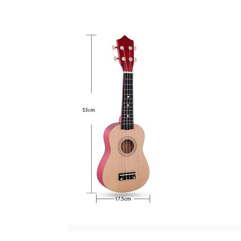 Купить с кэшбэком 21inch Ukulele Sapele Wood Concert Hawaii 4 Strings Ukulele Guitar for beginners or Basic players Music Instrument Ukulele Sets