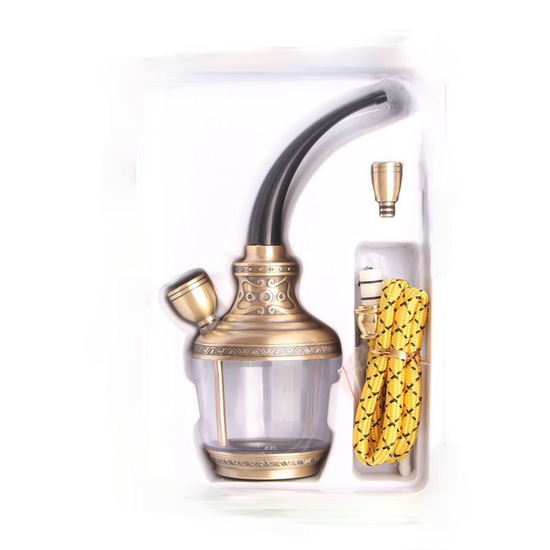 Dual-purpose glass water pipe weed accessories smoking pipe  smoking accessories for weed gadgets for men smoking bong for weed 3