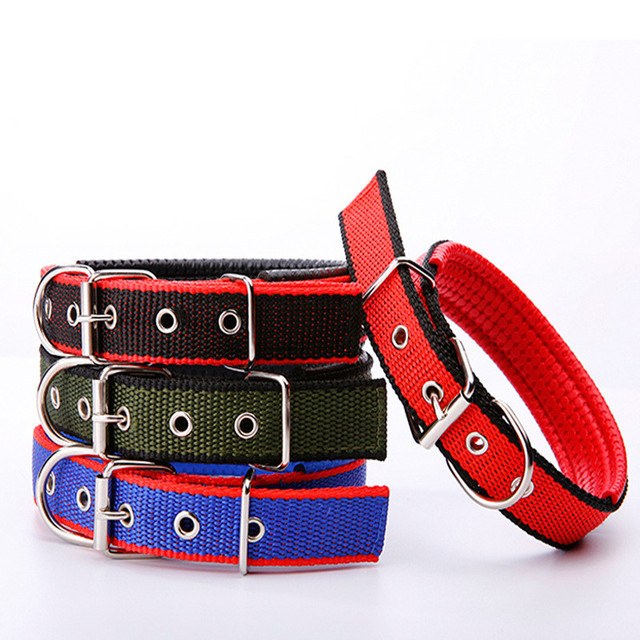 Adjustable & Durable Pet Collar For Large & Small Dogs  5