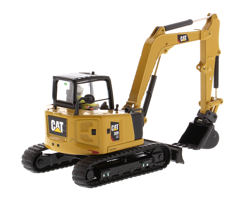 1:50 JCB JS210LC Гидравлический Экскаватор игрушка