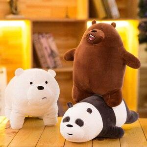 Cartoon We Bare Bears Plush To