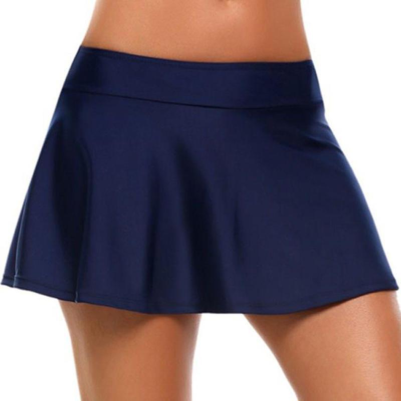 2020, Спортивная Короткая юбка для тенниса, йоги, фитнеса, бадминтона, дышащая быстросохнущая женская спортивная теннисная юбка с защитой от в...