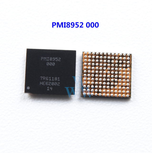10pcs/lot Phone chip IC integrated circuit PMI8952 000 Power Supply IC for Hongmi Redmi note3 PM IC PMIC chip