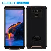 Cubot King Kong 3 прочный телефон IP68 водонепроницаемый пылезащитный NFC 6000 мАч 4 Гб+ 64 Гб type-C Быстрая зарядка MT6763T Восьмиядерный KingKong 3
