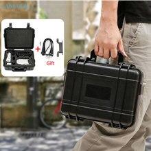 Professionelle Explosion proof Box für Dji Mavic Mini Tragetasche Wasserdichte Hardshell Handtasche für Mavic Mini Drone Tragbare Tasche