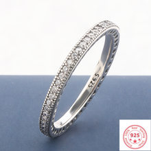 Big Promotion!! Solid S925 Sliver FL Diamond Jewelry Ring for Women 100% 925 Sterling Silver Bizuteria Topaz Gemstone Ring Box(China)