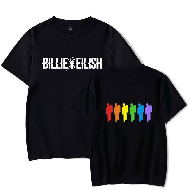 BILLIE EILISH T-SHIRT (5 VARIAN)