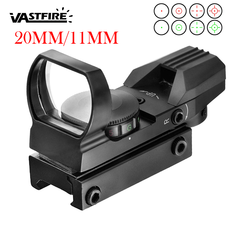 Red Dot Sight Holographic Hunting Riflescope