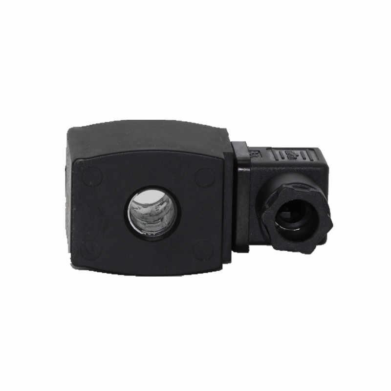 Best-NO.0210 AC110V 50/60HZ 16VA ED100 ٪ الدرجة IP65 الملف اللولبي صمام لفائف