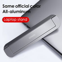 HAWKEN Laptop Stand for MacBook Pro Foldable Portable Desktop Notebook Stand Holder Portable Aluminum Laptop Holder For Xiaomi(China)