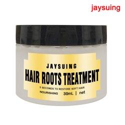 Fortalecer o efeito máscara de tratamento do cabelo condicionador seca danificado queratina reparação essência cabelo cuidados casa banheiro mpwell