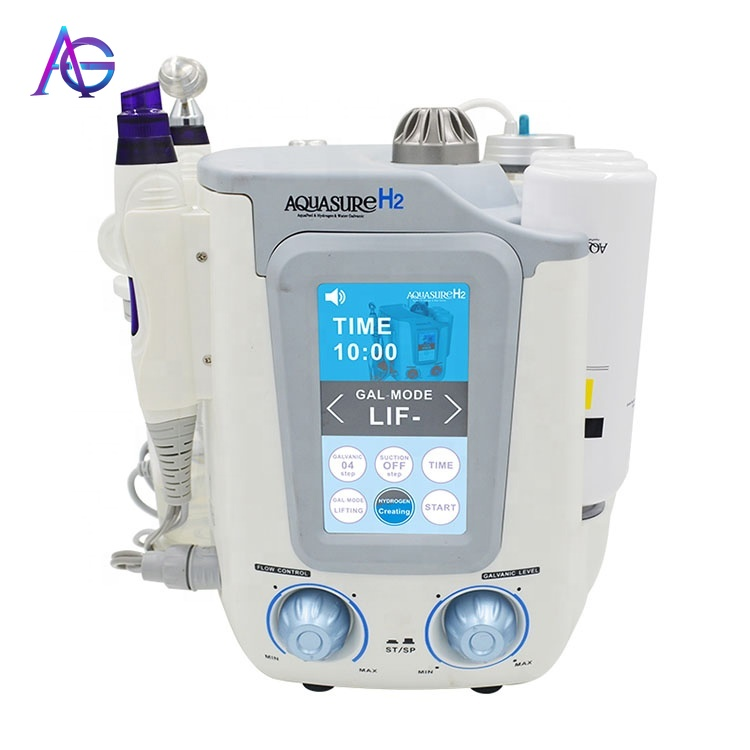 Portable 3 In 1 Oxygen Machine Skin Lifting And Facial Deep Cleaning For All Skin Type