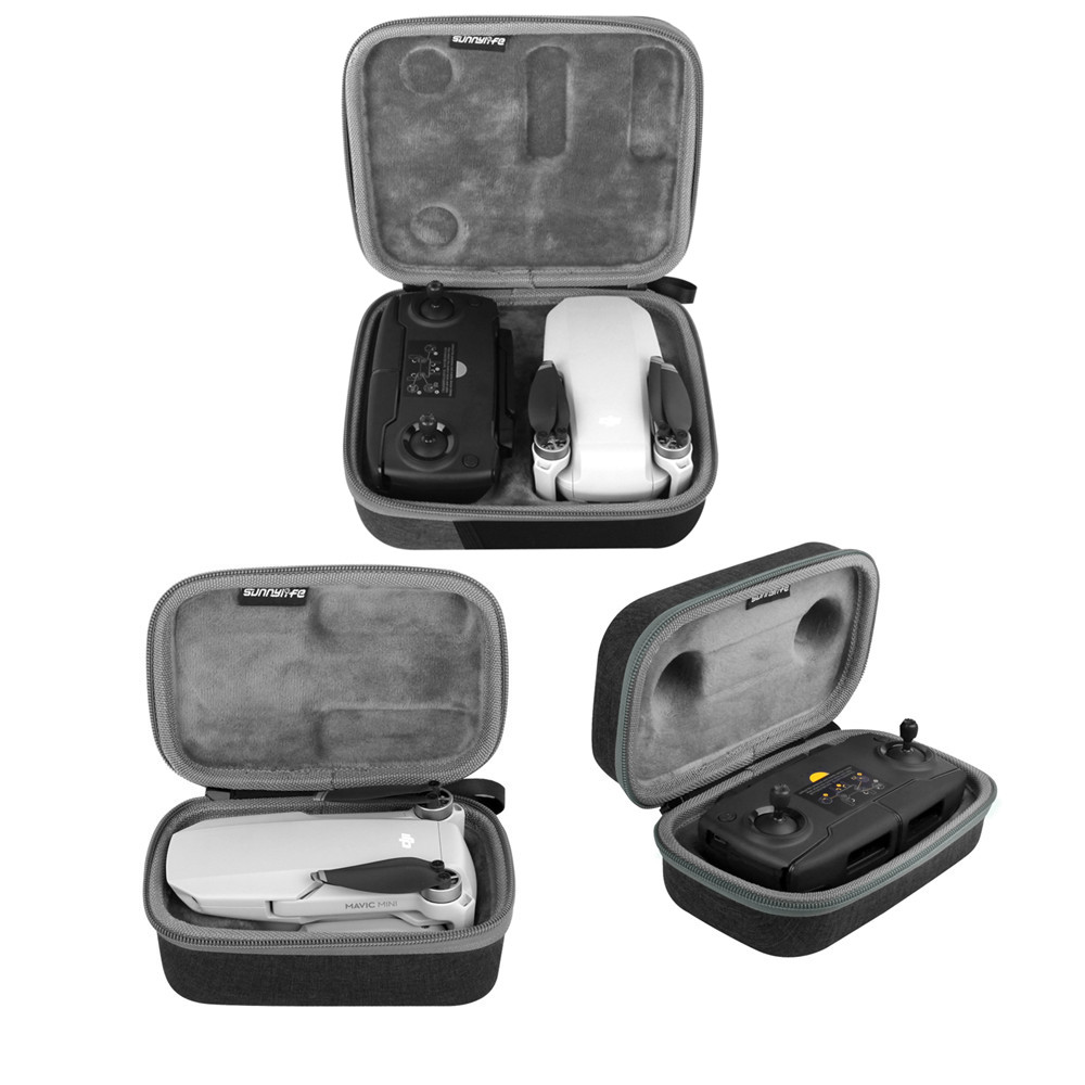 Sunnylife Protective Storage Bag Carrying Case For Mavic Mini Drone Remote Controller