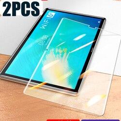 2 упаковки закаленное стекло для защиты экрана для Huawei matepad 10,8 2020 10,4 pro T8 T 8,0 T10 9,7 T10S 10,1 SCMR-W09