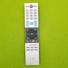 新しいリモートコントロール CT 8543 東芝 40L2863DG 32L3963DA 32L3863DG 32W2863DG 49L2863DG 49T6863DA 55U6863DA 55V5863DG led テレビ