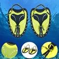Весло ладони регулируемые силиконовые взрослых дайвинга перчатки бесплатная плавания