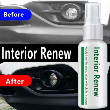 10ml/20ml/50ml Car Interior Maintenance Cleaner Refurbisher Agent Parts Anti Corrosion Retreading Agent