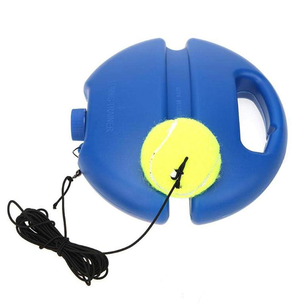 Anti-wrap Intensive Tennis Trainer Tennis Practice Single Self-Study Training Tool