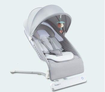 Youpin multifuncional bebé cesta de dormir Salincak bebé recién nacido columpio mecedora automática cuna Beek Salincak